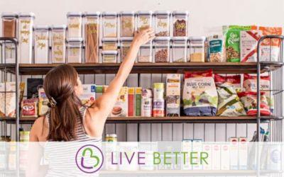 Wellness Wednesday…Pantry Overhaul