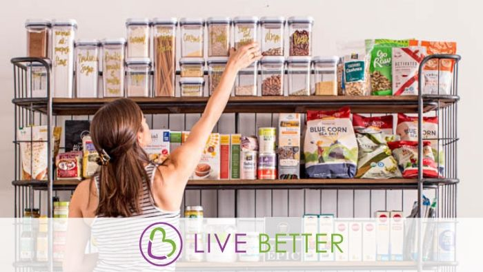 Wellness Wednesday…Pantry Overhaul