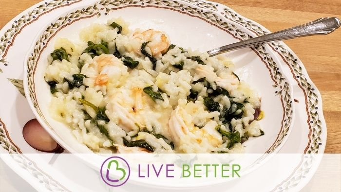 Simple Comfort Food Goodness…Risotto!