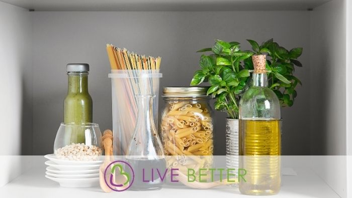 Pantry Provisions…Set Yourself Up To WIN
